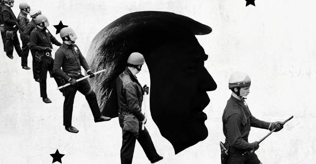 Trump Gave Police Permission to Be Brutal