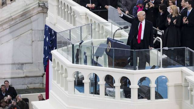 Trump inaugural donor charged with campaign finance and lobbying violations