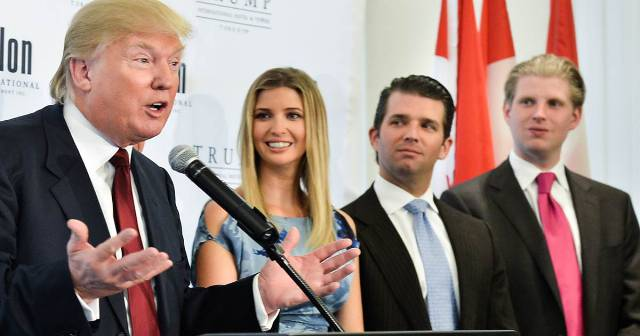 Trump blasts deal to dissolve his charitable foundation