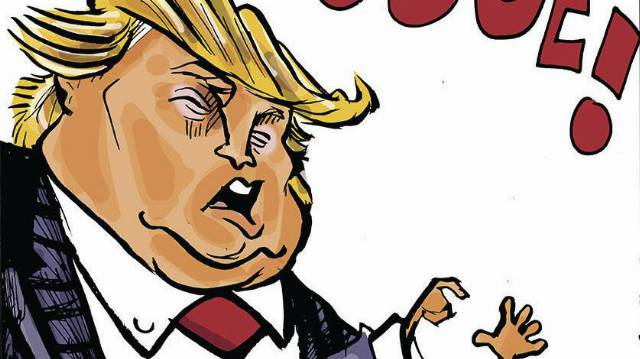The 42 best Donald Trump cartoons of all time