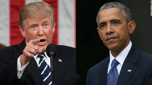 The numbers prove it: Trump's Obama fixation is getting worse