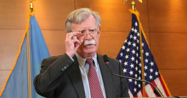 Bolton: Trump Is a Moron and a Criminal