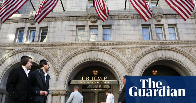How Trump's business empire is cashing in on the 2020 campaign