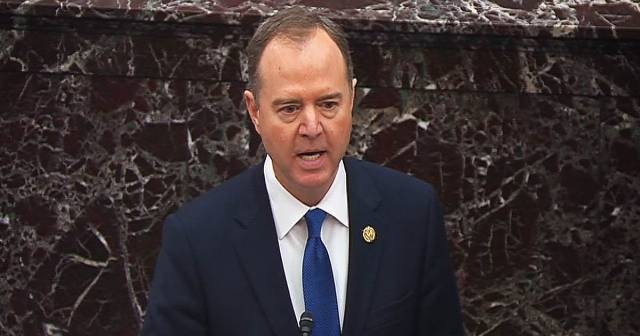 Schiff's powerful closing speech: 'Is there one among you who will say, Enough!'?