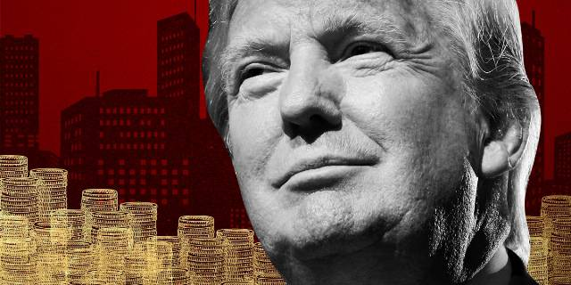 The myth and reality of Donald Trump's business empire