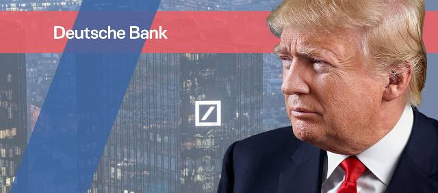 Trump Deutsche Bank Loans Underwritten by Russian State-Owned Bank, Whistleblower told FBI