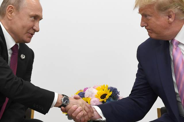 Trump would do anything for Putin. No wonder he's ignoring the Russian bounties