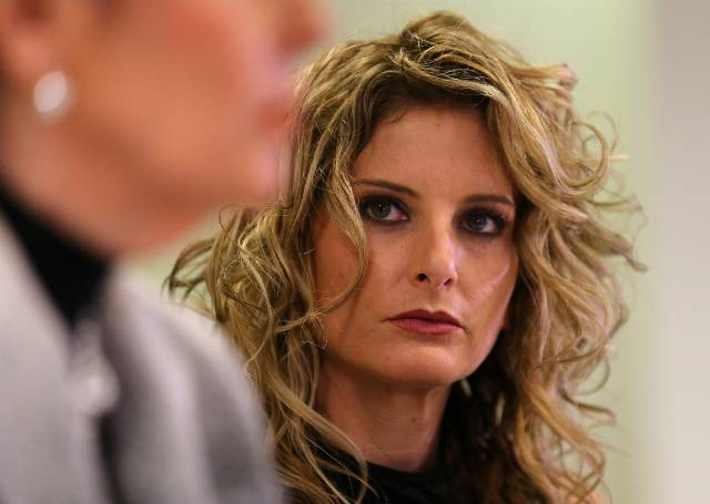 Former 'Apprentice' contestant sues Trump for defamation for denying alleged groping