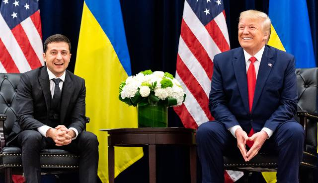 Judge flatly rejects Trump's claim that Ukraine emails enjoy 'executive privilege' protection: 'That simply doesn't cut it'