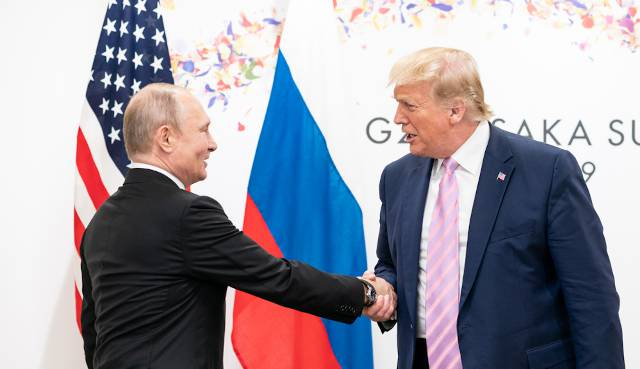 What Trump doesn't want you to know about Russia's election interference