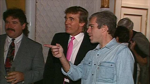 """LAWSUIT: Epstein Shows 14-year-old Girl To Trump: """"This is a good one, right?"""" Trump Smiles and Nods"""