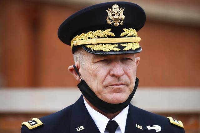 Army Chief Hits Back At Trump's Attack On Pentagon Leaders: War Is 'Last Resort'