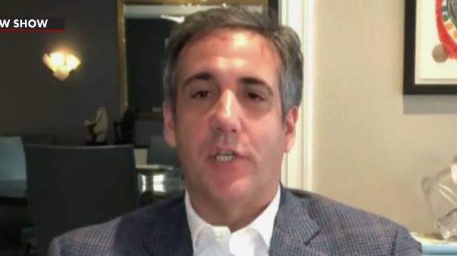 Michael Cohen Predicts Trump Plan To Save Himself If He Loses The Election