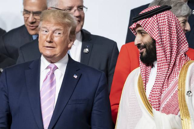 Trump bragged to Woodward about his role in covering-up the murder of journalist Jamal Khashoggi