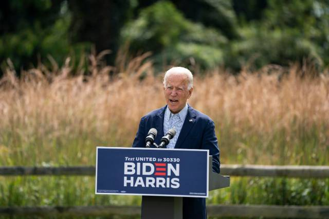 Christian conservatives like me should not let abortion and socialism scare us off Biden
