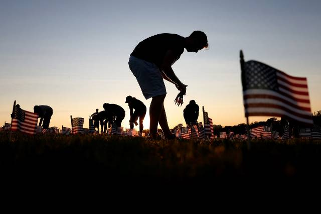 Remember the 200,000 Americans who have died from covid-19 — and vote
