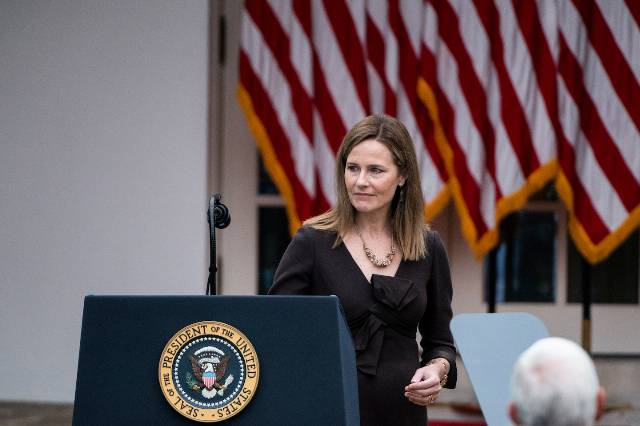 Amy Coney Barrett and the GOP's hypocrisy about religion