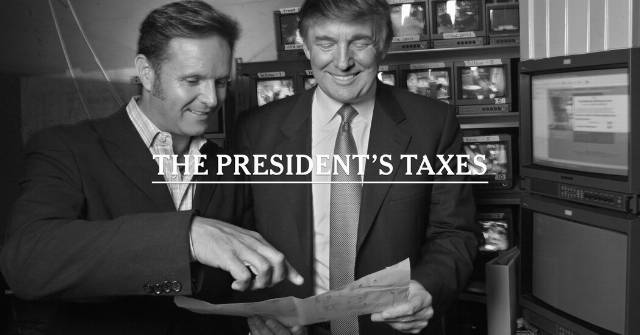 Tax Records Reveal How Fame Gave Trump a $427 Million Lifeline