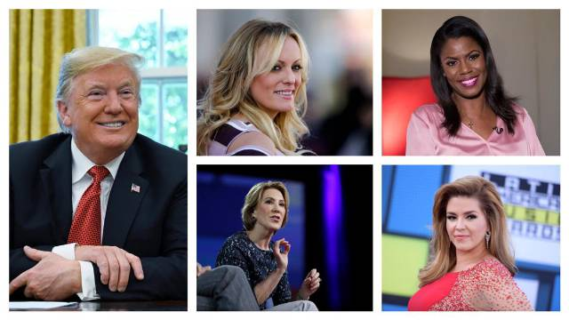 'Horseface,' 'Miss Piggy' and more: Does it matter that Trump ridicules women?