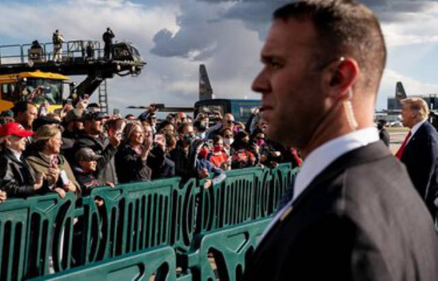 For the Secret Service, a New Question: Who Will Protect Them From Trump?