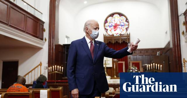Faith leaders back Biden in sign that evangelical support for Trump is waning