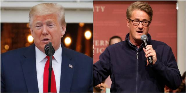 WSJ editorial board slams Trump over Joe Scarborough tweets