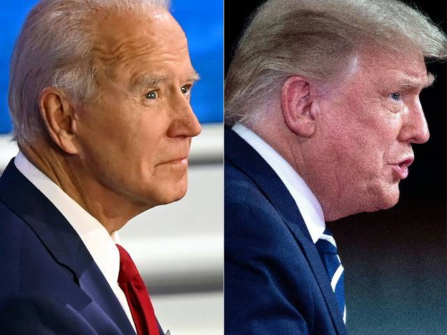 Manhood on the ballot: Trump's self-absorbed bullying vs. Biden's compassion and humility