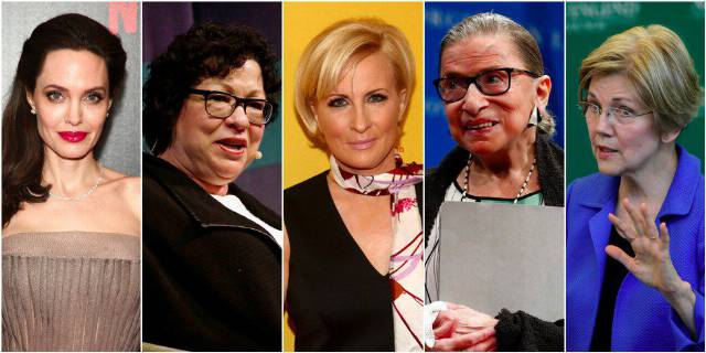 A list of Trump's attacks on prominent women