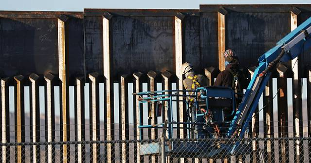 How Trump's Lies about the Wall Undermine Our Criminal Justice System