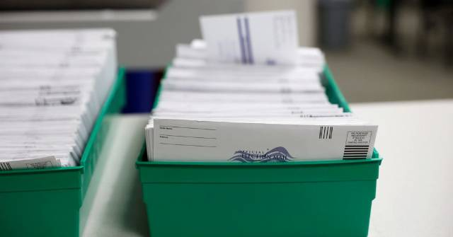 The US Postal Service Said It Can't Track 300,000 Ballots Sent In The Mail, But That Doesn't Mean They're Lost