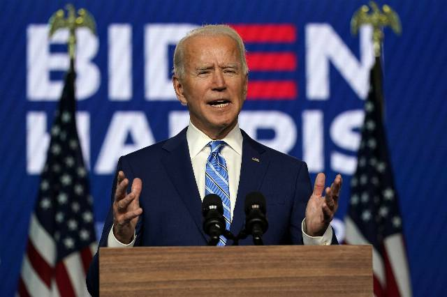 Biden wins Michigan, Wisconsin, now on brink of White House