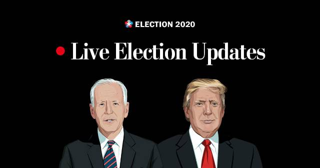 Election 2020 live updates: Biden closes in on electoral college victory; race narrows in Arizona, Georgia