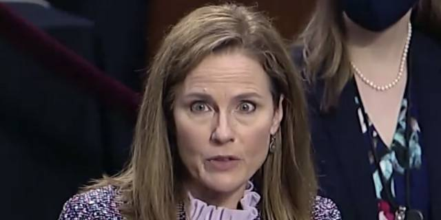 'Hopefully Amy Coney Barrett will come through': Adviser Admits Trump is hoping for Supreme Court rescue