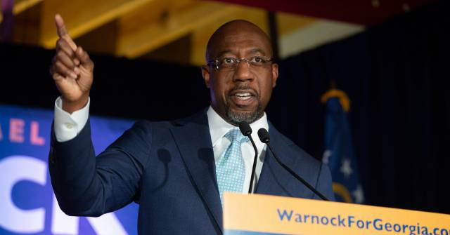 CodePink Defends Georgia Senate Candidate Raphael Warnock After GOP Opponent's 'Anti-Semitism' Smear