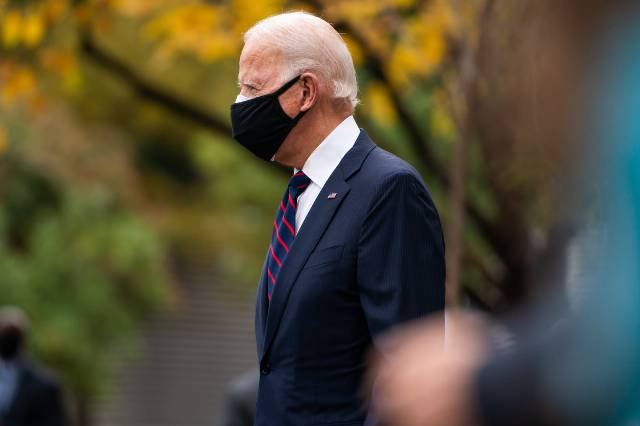 As Republicans cower from the truth, Joe Biden displays decency