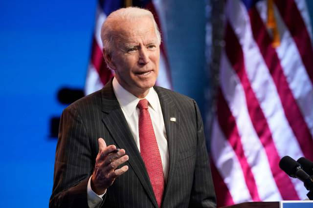 Biden reaches out. The GOP slaps him in the face.