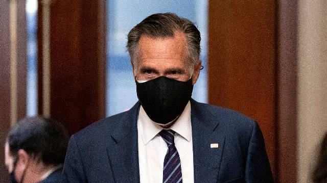 Mitt Romney Blasts Trump For 'Heartbreaking' Loss Of Life Caused By Poor Leadership