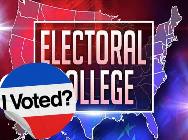 The Electoral College, Slavery, and the Founders Fear of Democracy